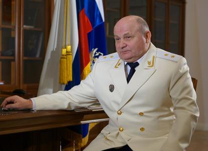Путин уволил прокурора Москвы