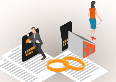 Верховный суд научил платить общий кредит после развода