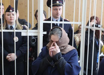 Суд арестовал Ларису Маркус, осужденную экс-главу Внешпромбанка