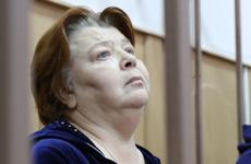 Экс-главбух «Седьмой студии» дала показания о фиктивных документах / Нина Масляева. Фото:  Сергей Савостьянов/ТАСС