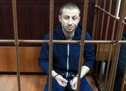 Суд заключил в СИЗО похитителя картины из Третьяковки