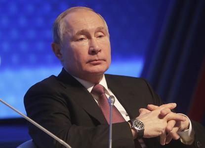Путин предложил продлить амнистию капиталов на год