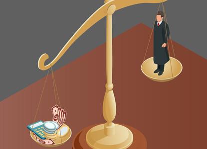 Цена судьи: сколько получают российские судьи