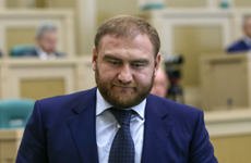 СК считает, что сенатор Арашуков заплатил 1,5 млн руб. за два убийства / Рауф Арашуков. Фото: Валерий Шарифулин/ТАСС