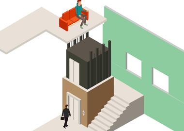 Верховный суд «открыл» жильцам доступ к общему имуществу