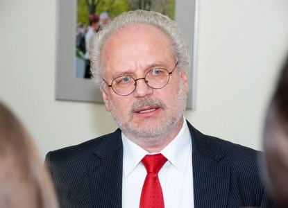 Судья ЕС может стать президентом Латвии