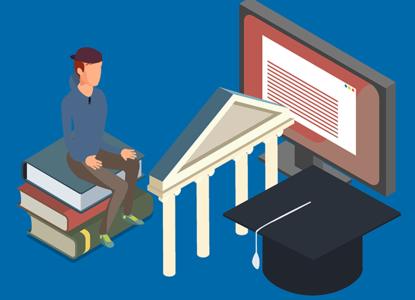 Поступить в юридические вузы: баллы ЕГЭ и счет в банке