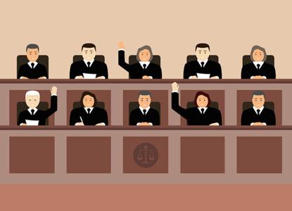 20% читателей Право.ру против наказания за неуважение к суду
