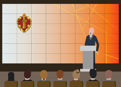 Учеба по-новому и защита коллег: что обсудили на адвокатском съезде