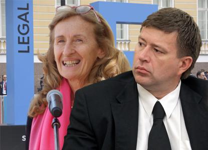 Министры юстиции России и Франции обсудят привлекательность национальных юрисдикций