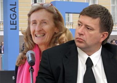 Министры юстиции РФ и Франции обсудят плюсы юрисдикций