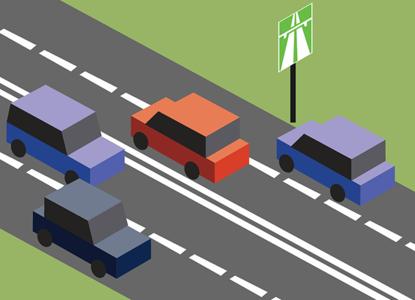 Скоростной лимит на трассах могут увеличить