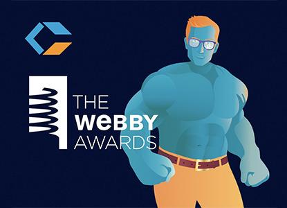 Сайт Сотби признан одним из лучших в 2019 году и получил награду Webby Awards