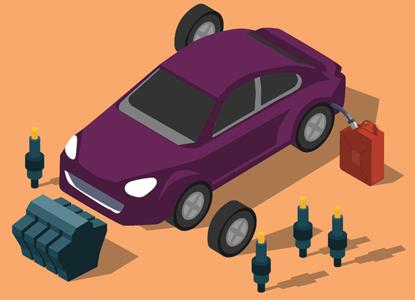 Авто старое, а детали новые: как посчитать стоимость ущерба от ДТП