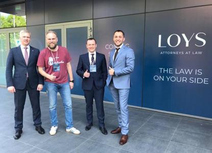LOYS рассказало об адвокатских расследованиях на открытии филиала в Калининграде