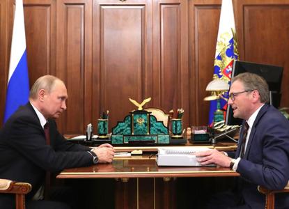 Титов обсудил с Путиным возможность освобождения бизнесменов под залог