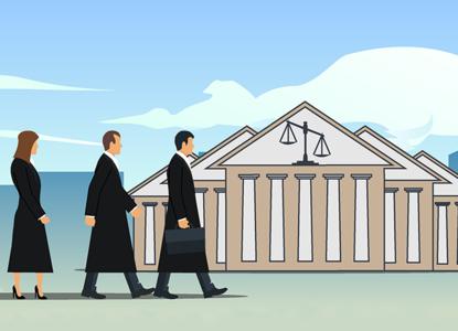 Новые суды: судейский состав