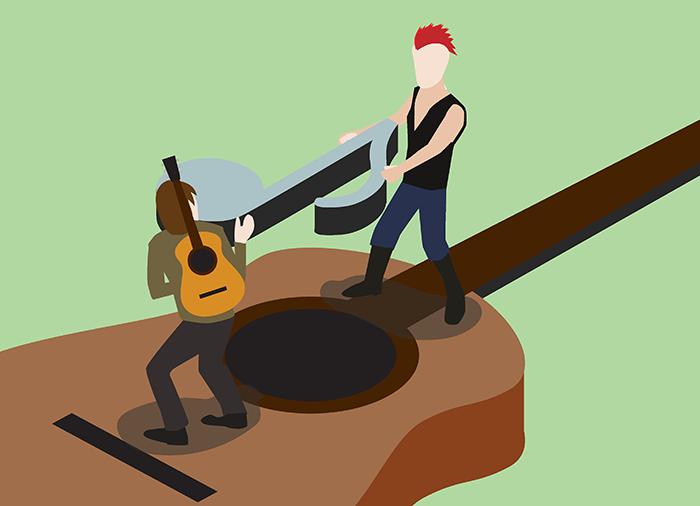 Плагиат или нет: музыкальный тест «Право.ru»