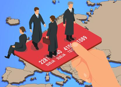 Цена мантии: сколько зарабатывают судьи за рубежом