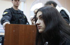 Сёстры Хачатурян просят о суде присяжных / Крестина Хачатурян. Фото: Антон Новодережкин/ТАСС