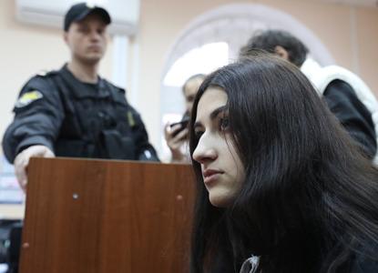 Сёстры Хачатурян просят о суде присяжных