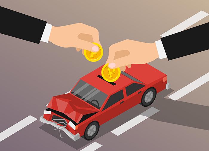 Слишком дорогой ремонт после аварии: кто его оплатит