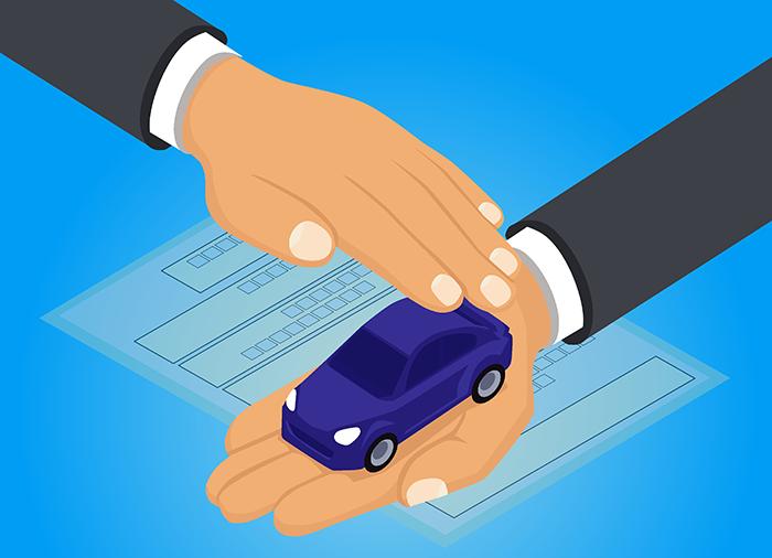 ВС указал, когда страховщик оплатит новые детали для авто