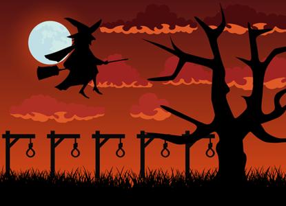 Исторический процесс: ведьмы Салема