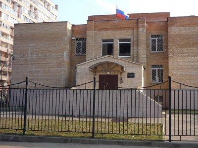 Железнодорожный городской суд Московской области