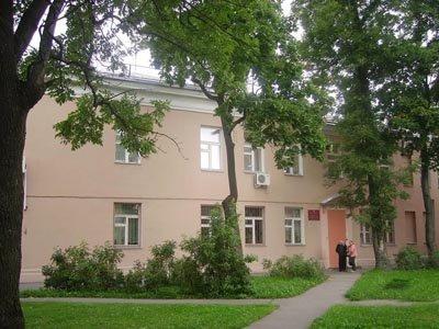 Пушкинский районный суд г. Санкт-Петербурга