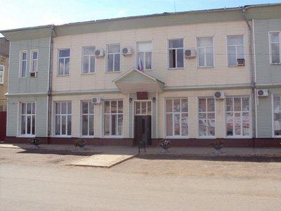 Сорочинский районный суд Оренбургской области