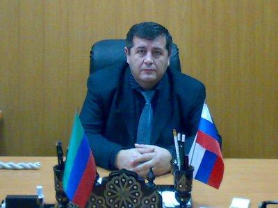 Арсланалиев Аскерали Хизриевич