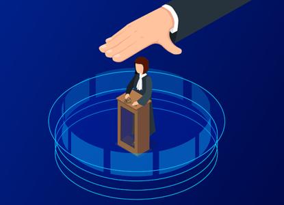 Тяжелый случай: ВККС вернула должность председателю суда