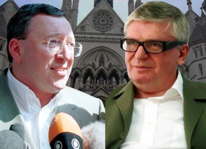 Гусинский vs Кагаловский: международные разбирательства