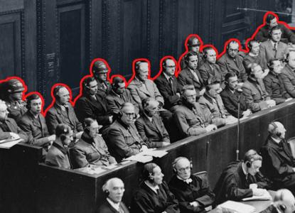 Исторический процесс: «дело докторов» на Нюрнбергском военном трибунале