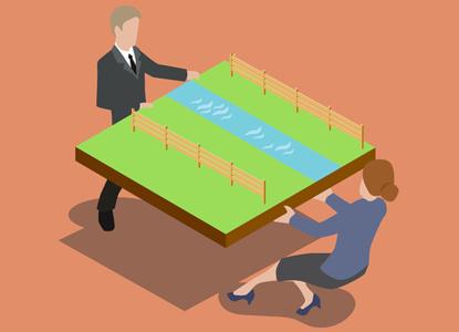 Как кредитору превратить земельную долю должника в деньги, рассказал ВС