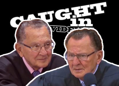 «Пойманный в Провиденсе»: судья, который стал любимцем миллионов