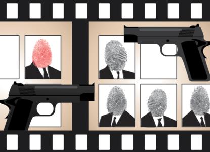 Место преступления: кино и реальность