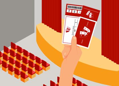 Попасть в театр: когда не пустят даже по билету