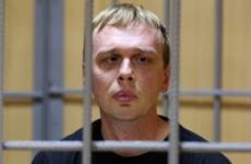 Голунов подал в суд на задержавших его полицейских / Фото: www.mskagency.ru / Зыков Кирилл