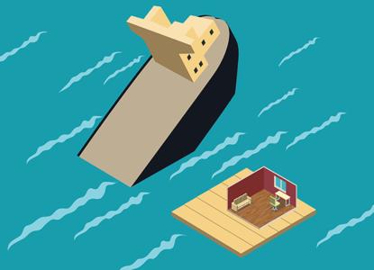 Верховный суд запретил продавать единственную квартиру банкрота
