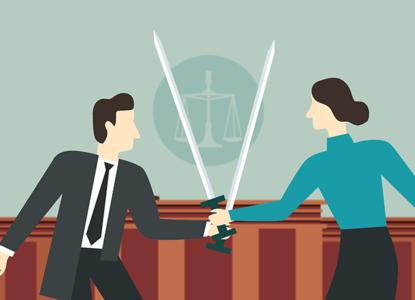 Дуэль на мечах как способ разрешить бракоразводный процесс