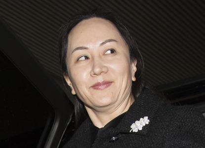 Канадский суд решит, выдать ли США финдиректора Huawei