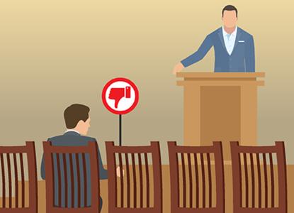 Неуважение к суду: как наказывать?
